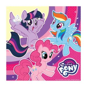 MY LITTLE PONY - Servietter - 16 stk.